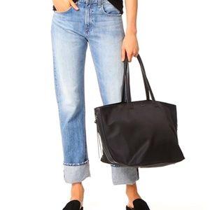 Botkier New York Bond Nylon Zippered Tote Bag